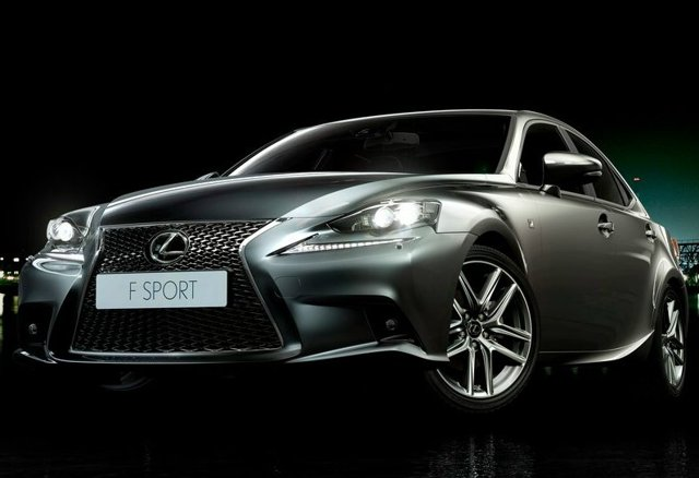 Lexus IS 250 F Sport Navi