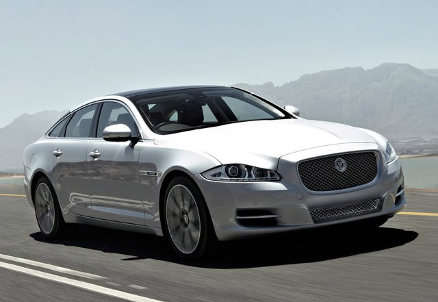 Jaguar XJ 3.0 SuperV6 L