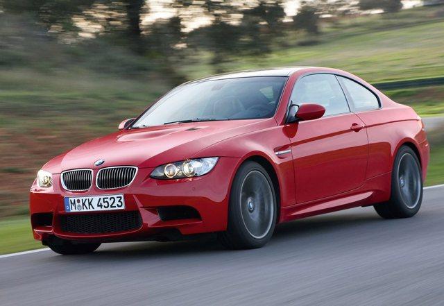 BMW M3 Coupé MDCT