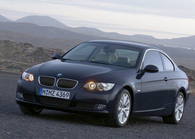 BMW 335i Coupé