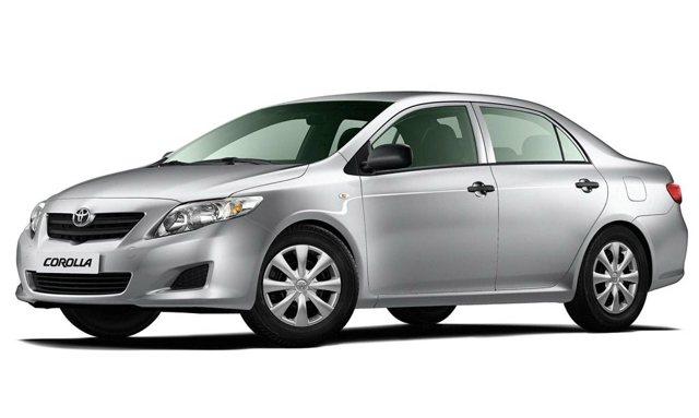 Toyota Corolla 1.8E
