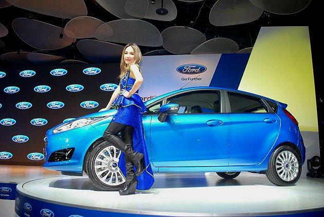Ford Fiesta 1.5L 時尚型