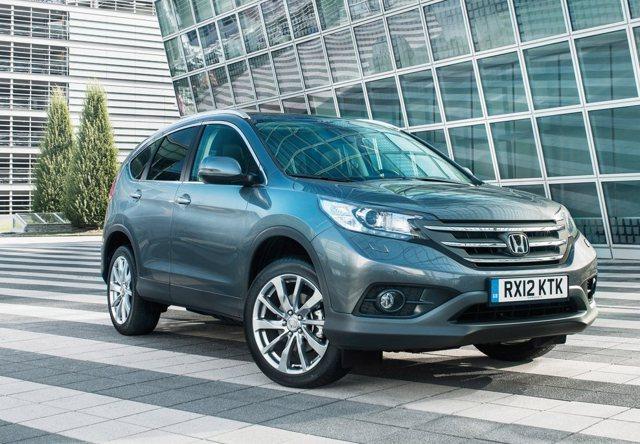 Honda CRV 2.4 VTi