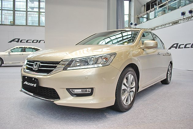 Honda Accord 2.4 VTi Deluxe