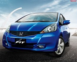 Honda Fit 1.5 VTi