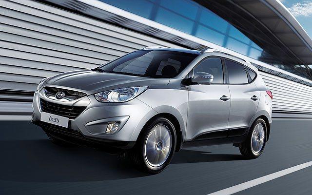 Hyundai ix35 尊貴