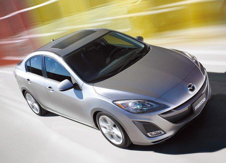 Mazda Mazda3 2.0