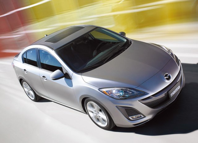 Mazda Mazda3 1.6