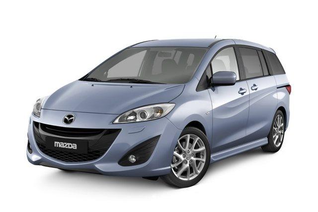 Mazda Mazda5 頂級