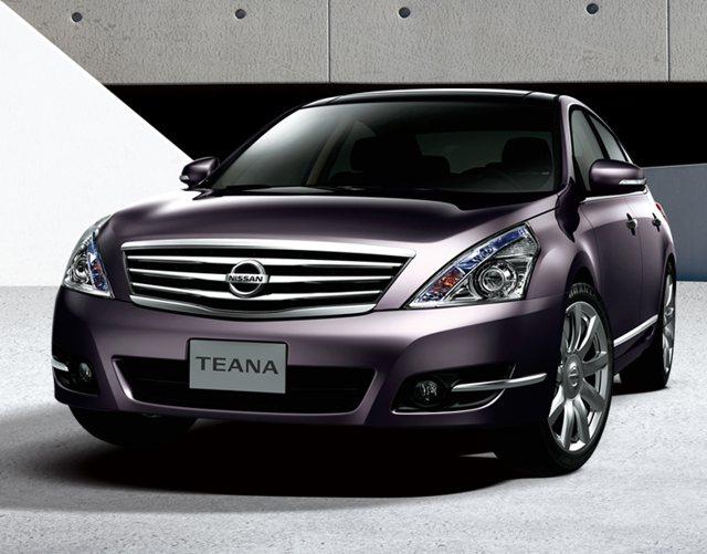 Nissan Teana 2.5 LD