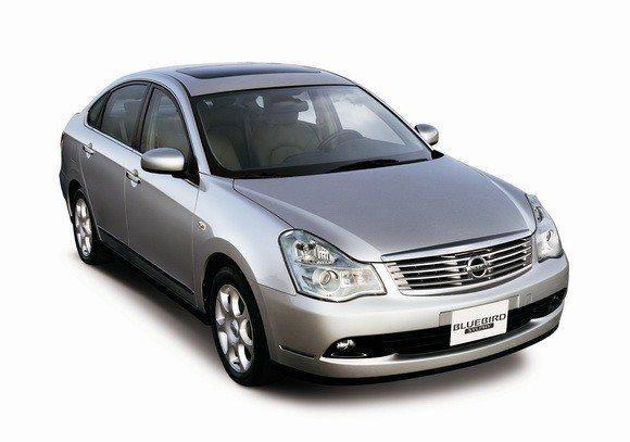Nissan Bluebird 2.0 H