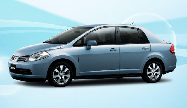 Nissan Tiida 1.8 B