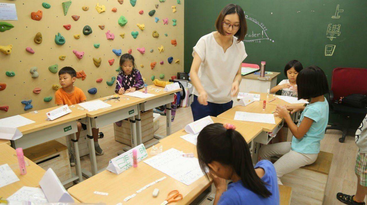國內的實驗教育停留「揣摩」階段,老師要自己設計和架構課程。 圖/聯合報系資料照片