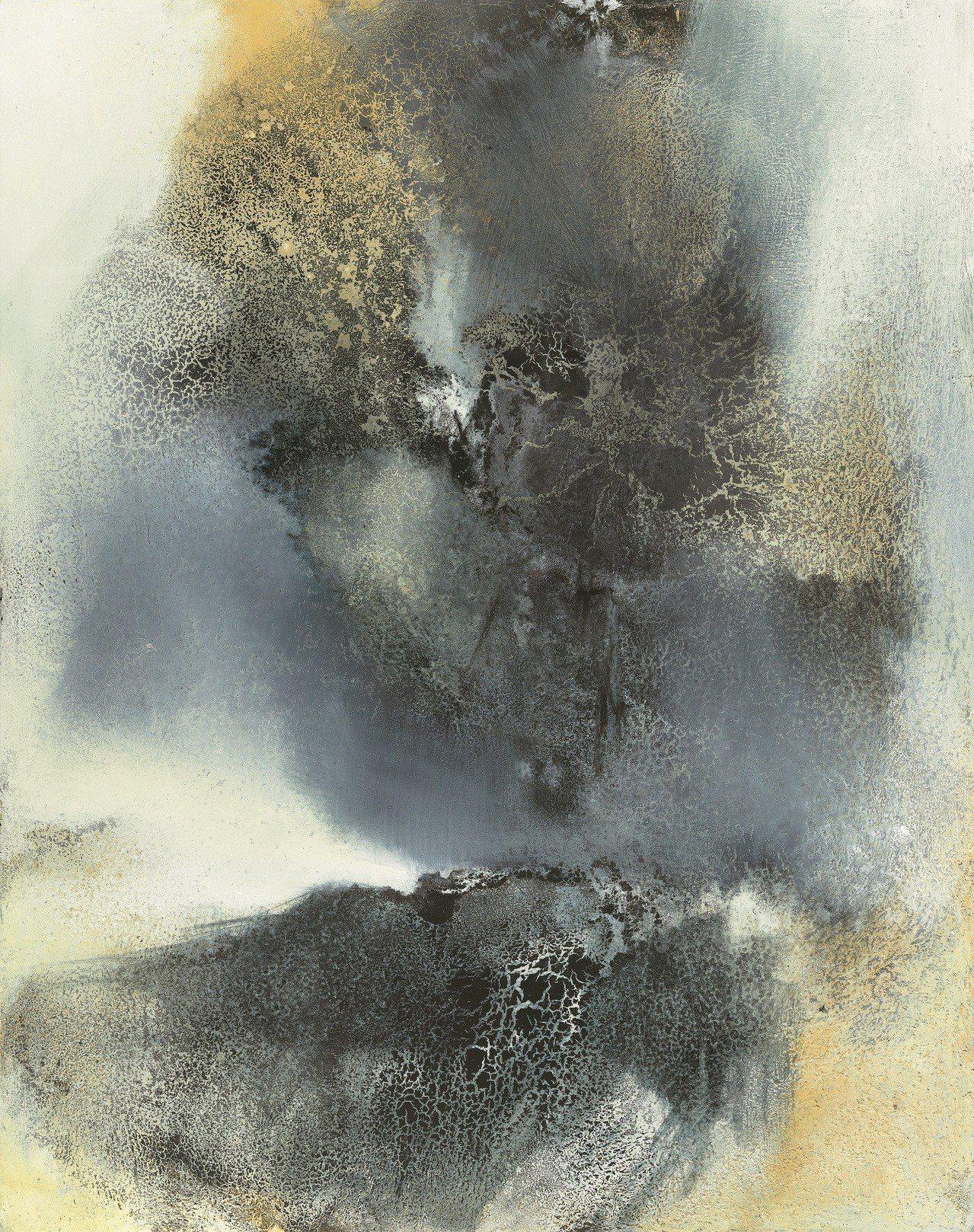 《幽谷山嵐》。