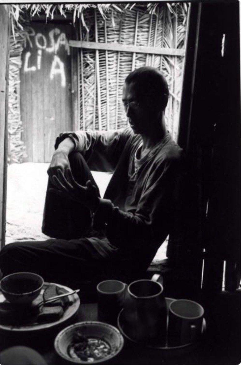 阮慶岳曾至宏都拉斯駐村三個月,改變許多想法。圖/阮慶岳提供