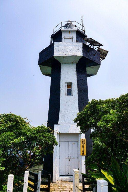 基隆島燈塔。圖/基隆市政府提供