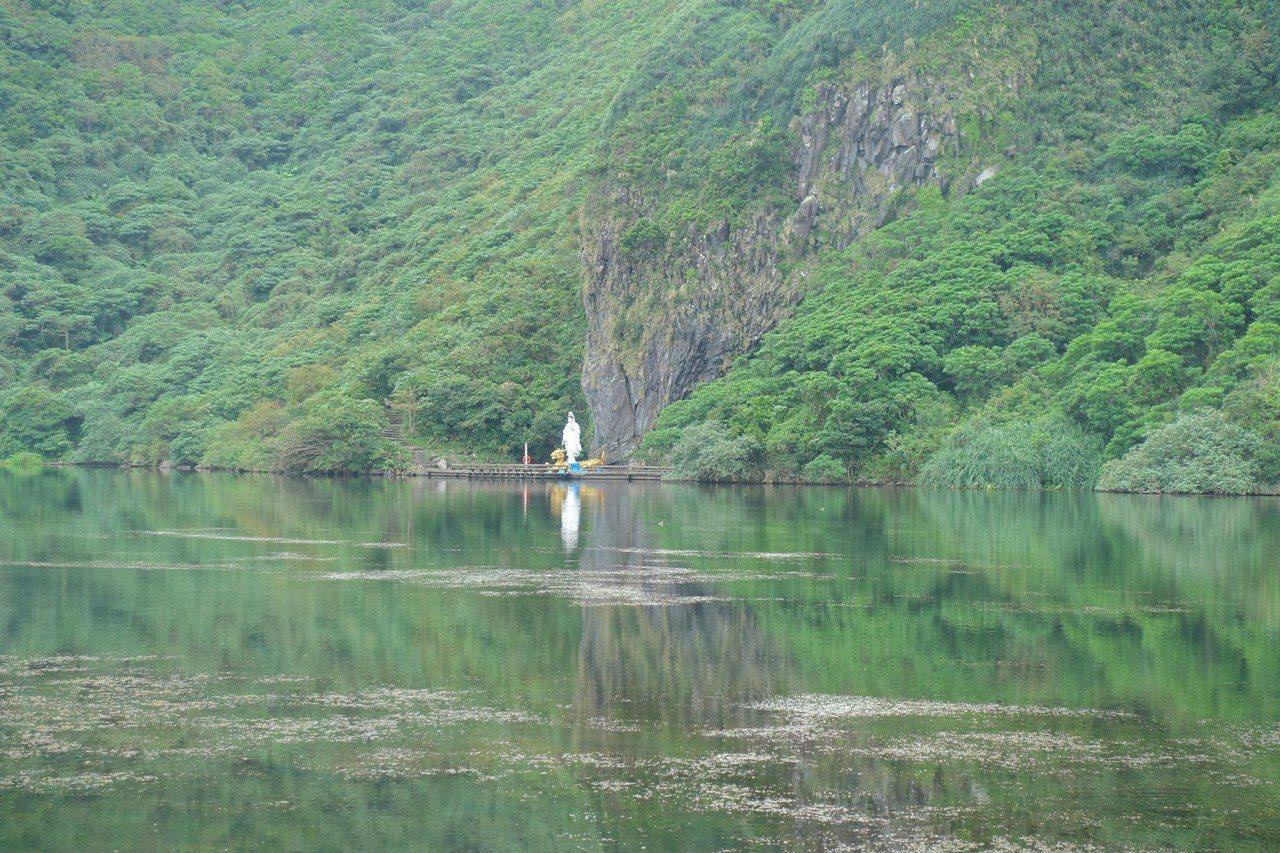 龜尾湖。圖/網友提供