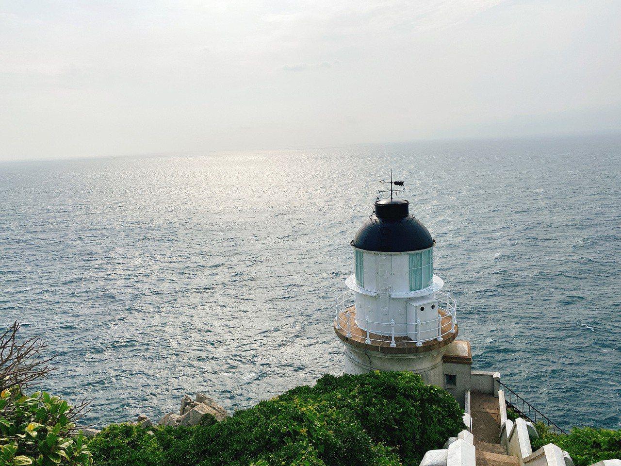 東湧燈塔。圖/網友提供