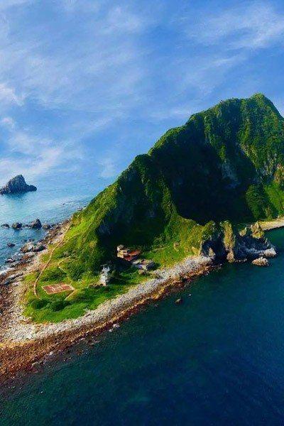 登上那座無人島!基隆嶼全預約制 登島申請、路線安排懶人包