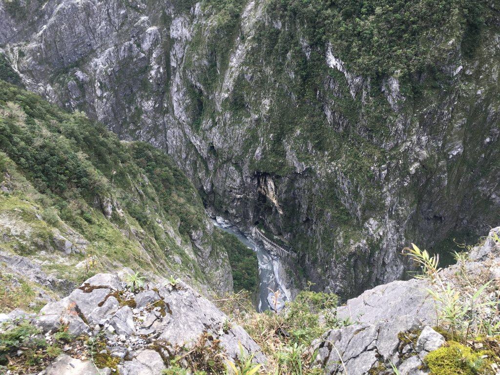 錐麓古道是太魯閣國家公園境內唯一的史蹟保存區,每日限制入園人數。記者游婉琪/攝影