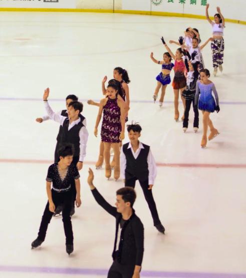 2021年全國花式滑冰菁英錦標賽暨俱樂部聯賽4月19日登場。圖/中華滑冰協會提供