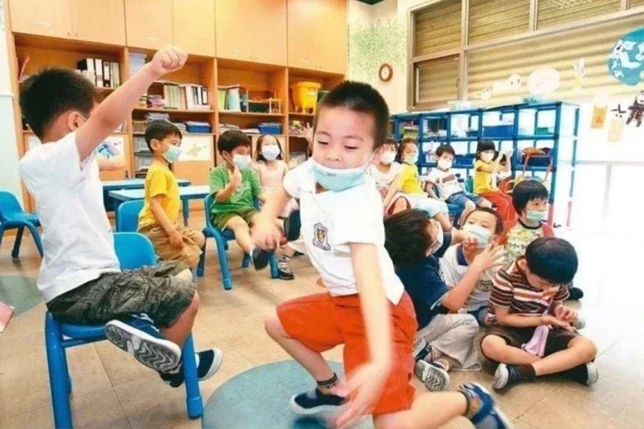 幼童示意圖。圖/聯合報系資料照