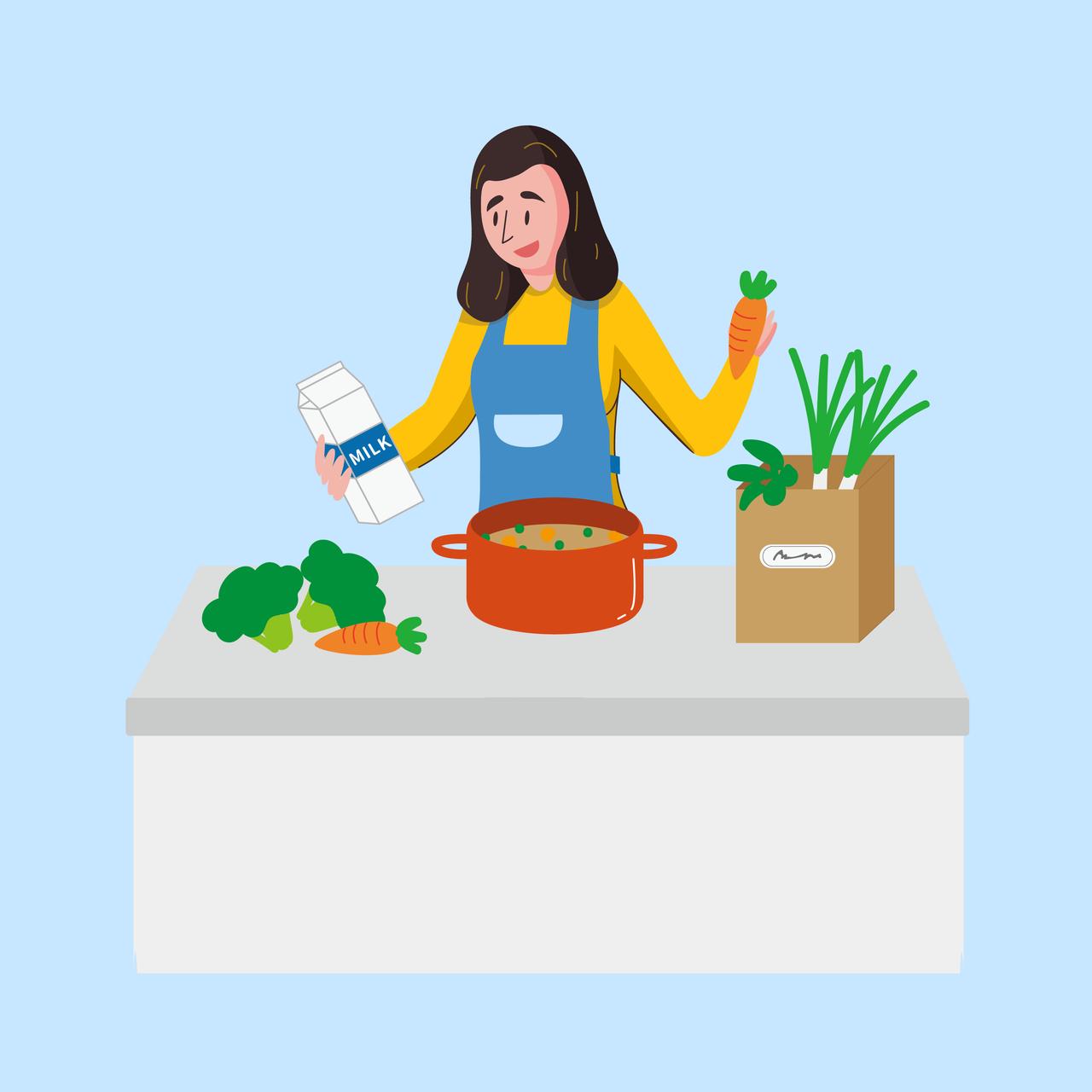 10種減壓食物<br>吃完保證超紓壓