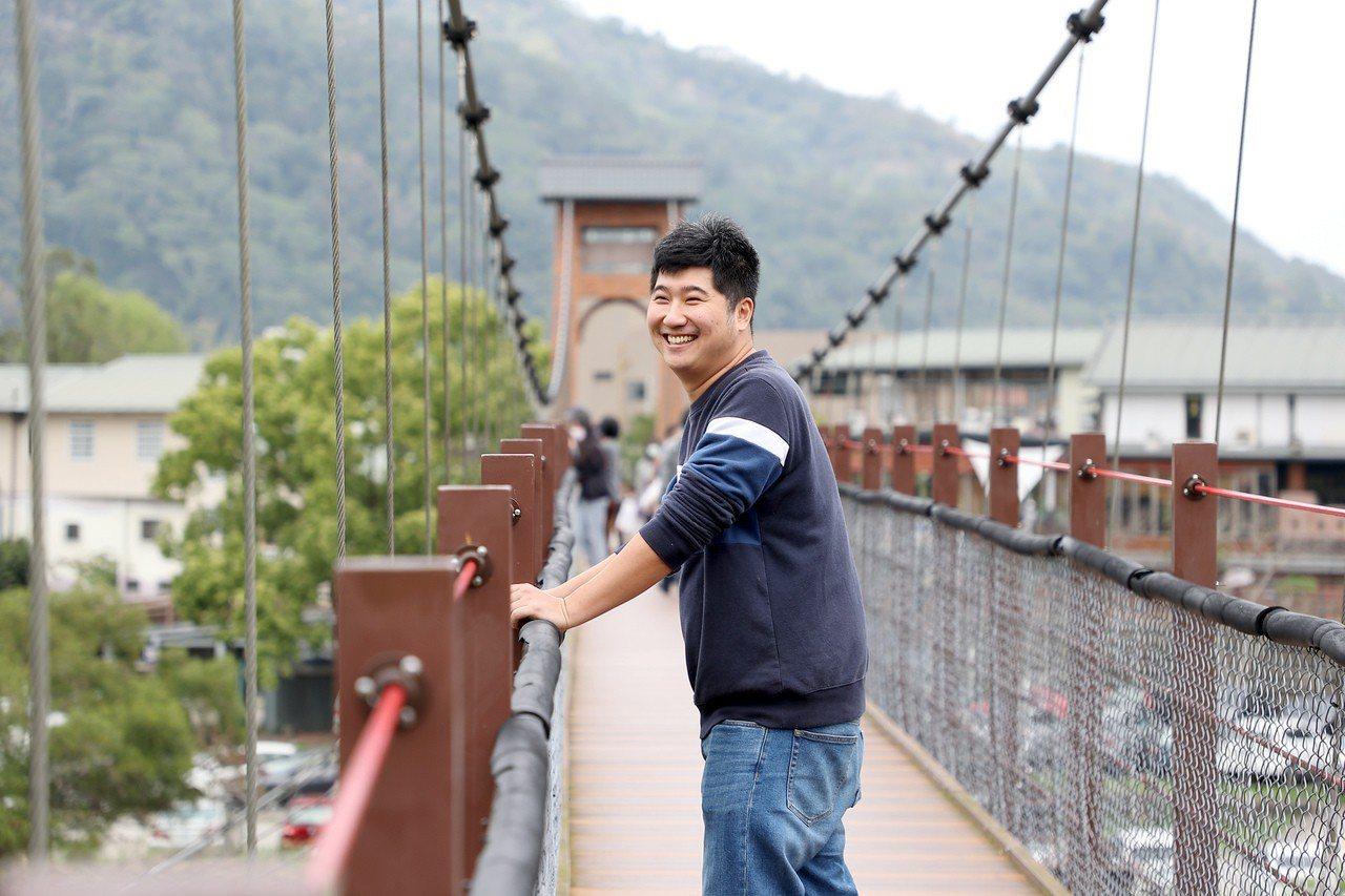 圖 / 南庄地方創生青年培力工作站主持人 邱星崴