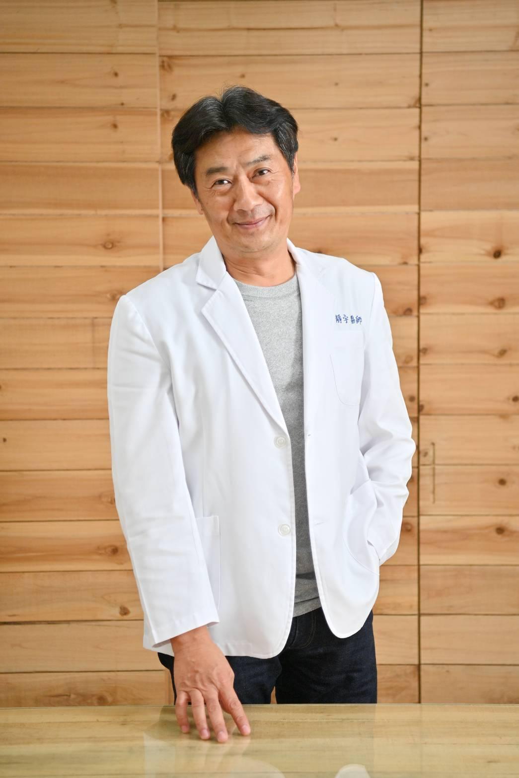 台北市議員、天母楊動物醫院院長楊靜宇(楊靜宇提供)