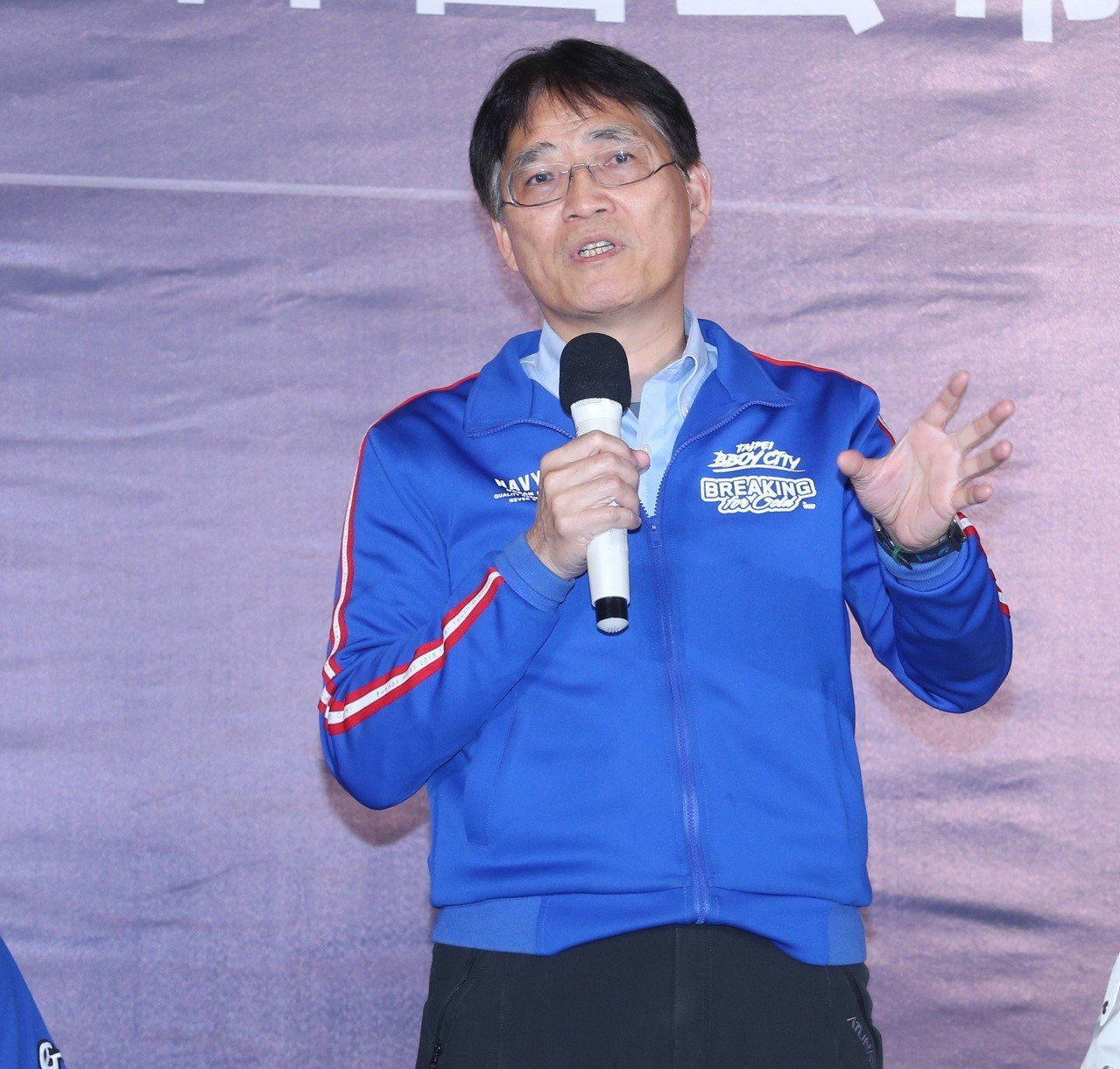 高俊雄教授。報系資料照