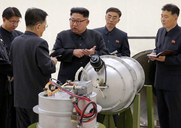 兩分鐘一覽 北韓核武飛彈發展歷程