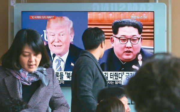 朝鮮半島無核化…下一場 看川普大戲