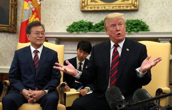 紐時:川普暗示立場鬆動 不堅持北韓立即全面去核