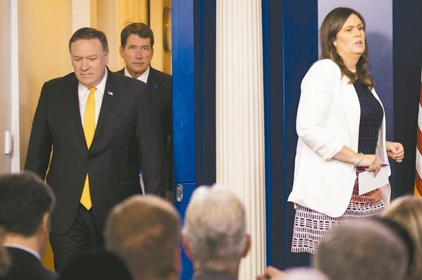 美國務卿:北韓證實準備去核化