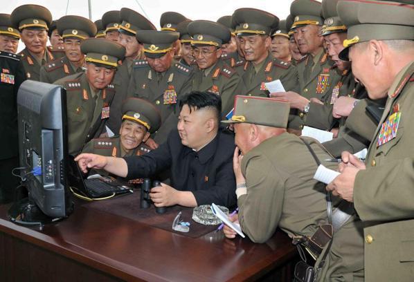 金正恩、北韓菁英分子被抓到 上網看A片逛臉書