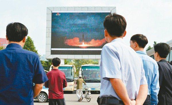 核彈玩具、火箭蛋糕… 北韓生活核武化