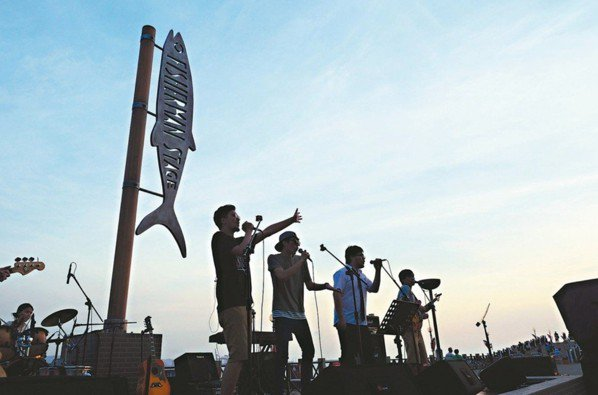 夏日原創音樂季 明天淡水漁人舞台開唱