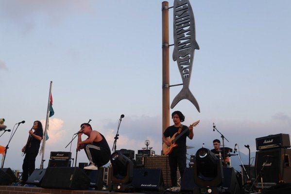 新北漁人舞台月底邀民眾享受搖滾 感受一日遊程