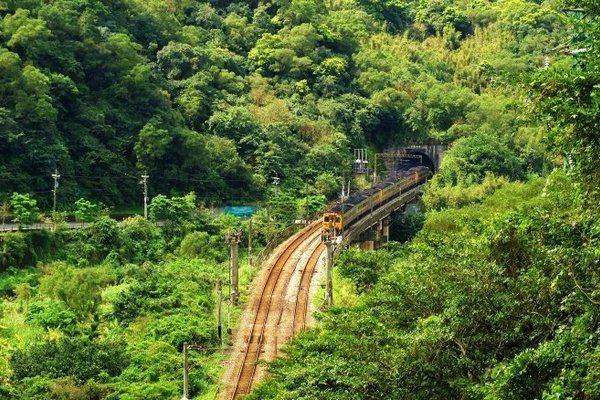 山海景色+鐵路美景全都有!一日騎走「淡蘭古道」 鐵