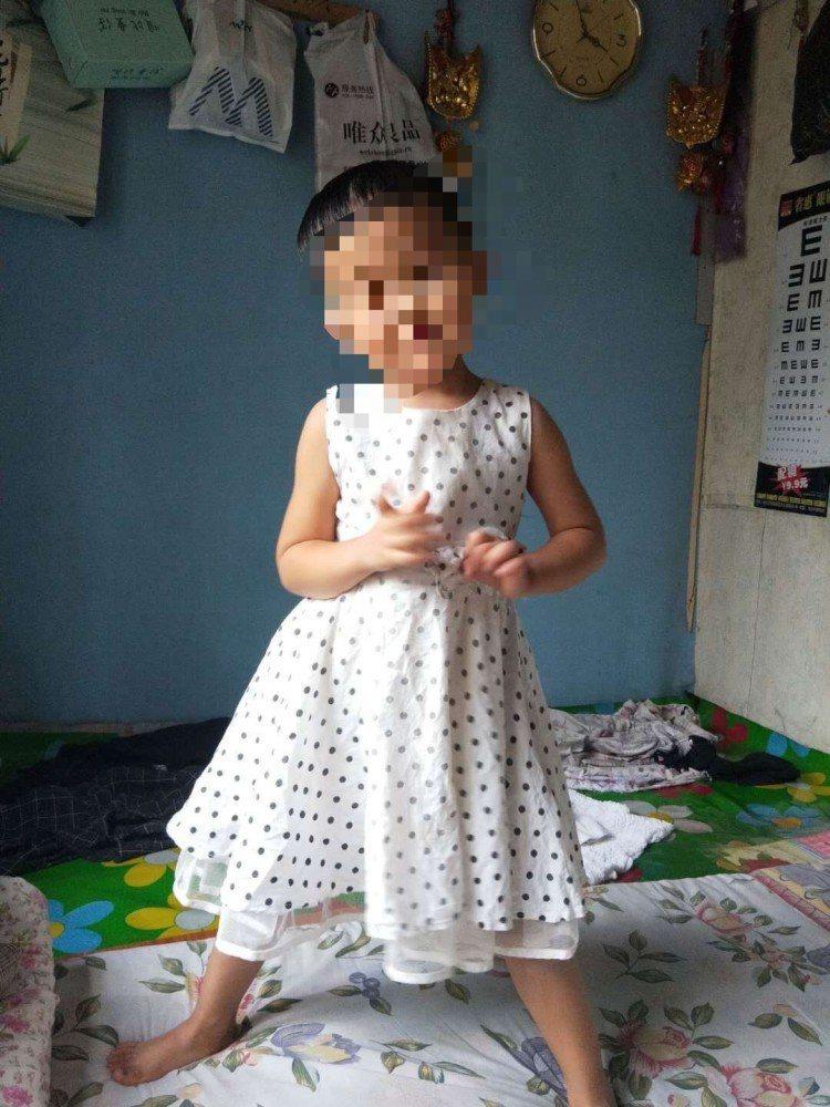 哈爾濱女童疑被鄰居侵犯至今仍在救治。(取材自上游新聞)