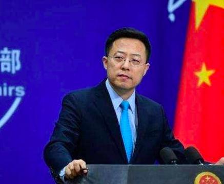 大陸外交部發言人趙立堅19日說,台灣在斐濟根本沒有什麼所謂外交官。(本報檔案照)