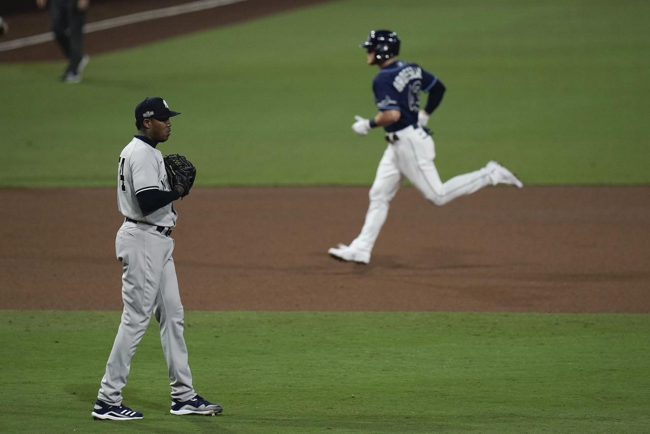 MLB/查普曼上訴獲「減刑」 禁賽由3場改2場
