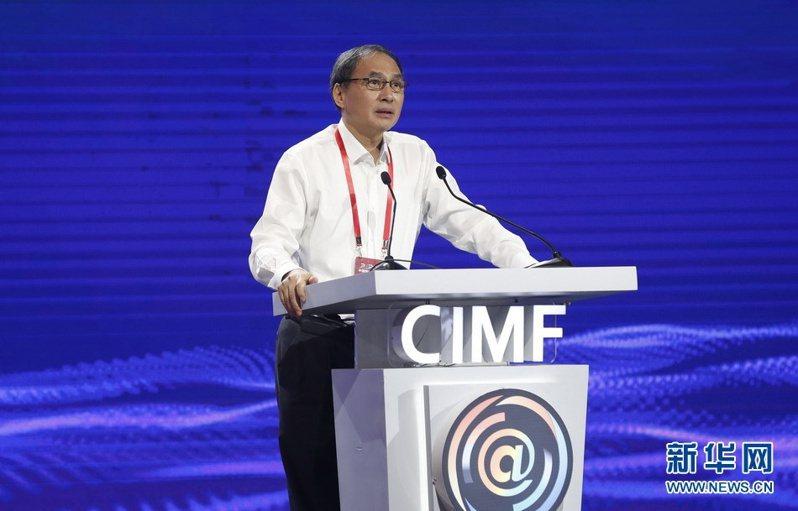 香港中文大學全球與當代中國高等研究院院長鄭永年。(取材自新華網)