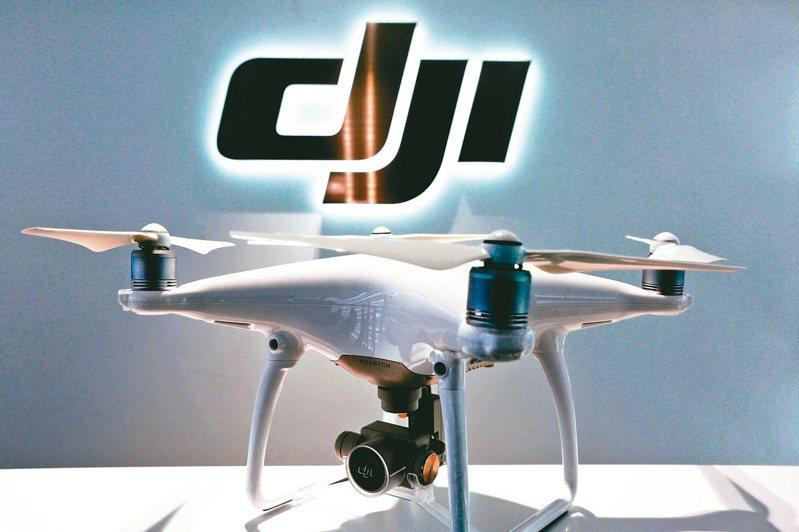 美國當局發出資安警告,矛頭對準大疆等中國無人機製造商。(路透)