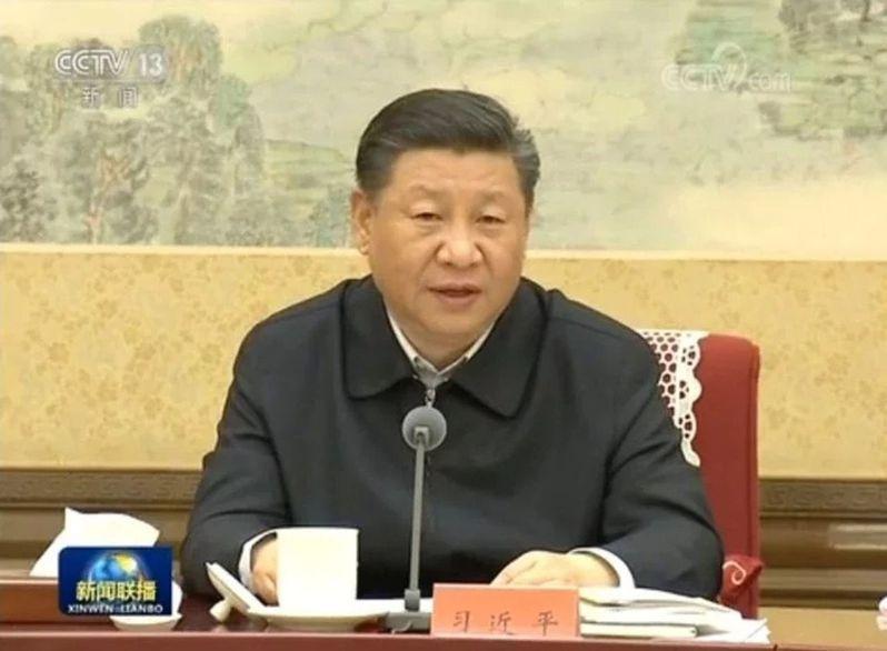 國家主席習近平11日表示,有力有序推進創新攻關的「揭榜掛帥」體制機制,加強創新鏈和產業鏈對接。(取材自央視網)