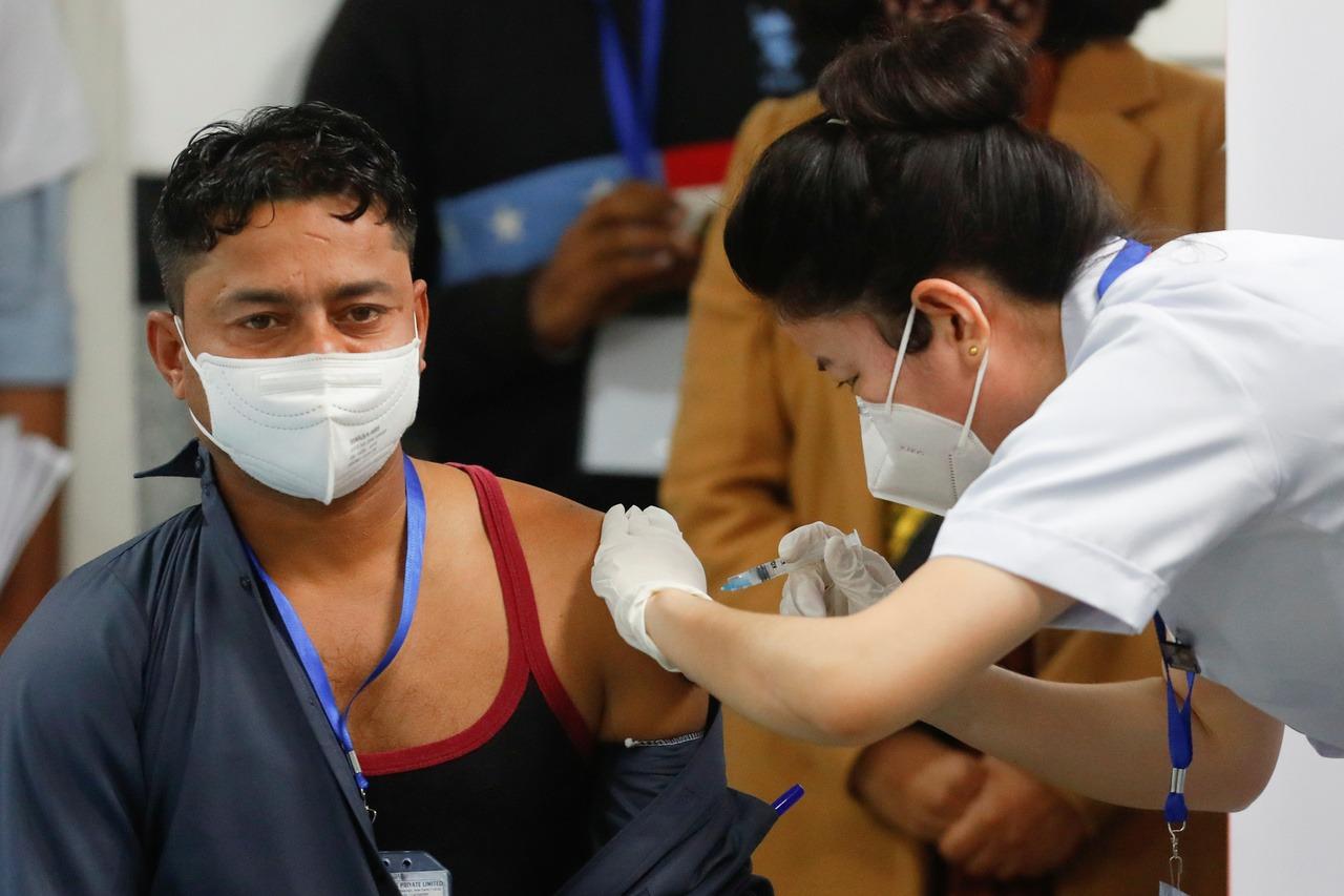 全球最大規模!印度拚8月前3億人接種新冠疫苗