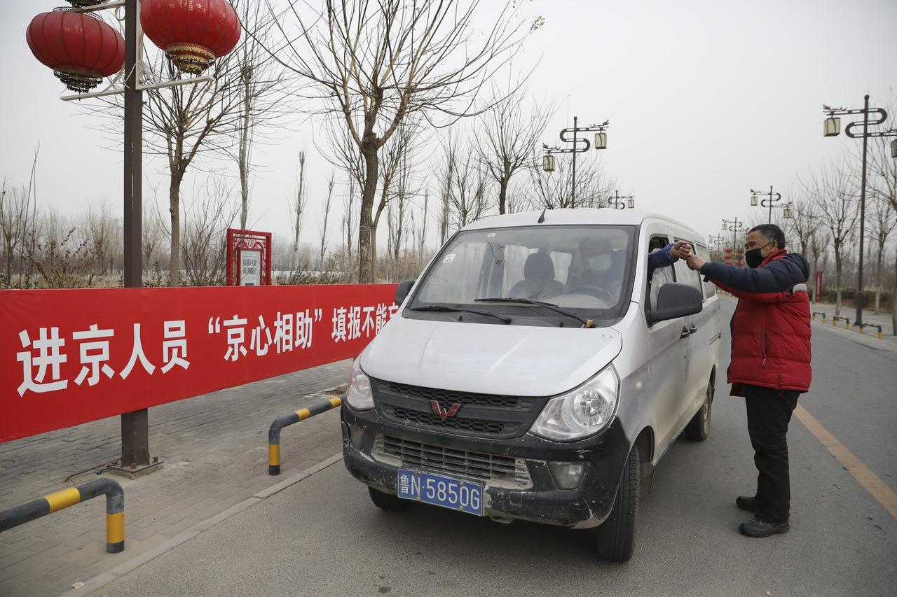 黑龍江業務員超級傳播者 到處跑1人傳給吉林98人