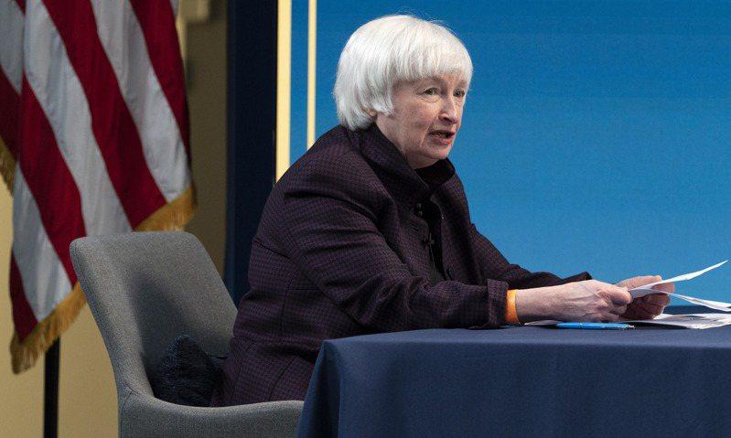 財政部長葉表示年薪在6萬美元以下的人就應獲得紓困金。(美聯社)