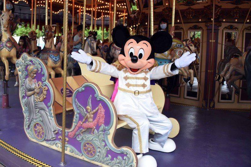 香港迪士尼樂園預計19日重新對外開放。(中通社)