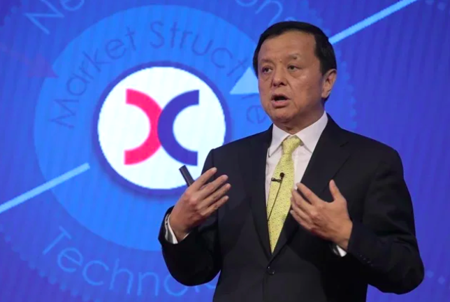 港交所前行政總裁李小加去年收取的酬金總額約1.2億港元,較2019年增加超過一倍。(取材自信報財經網)